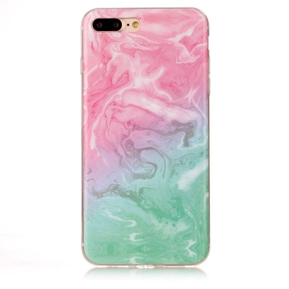 APPLE Custodia in silicone per iPhone 6 Plus Verde  Euronics
