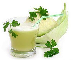 Kako napraviti zdrav sok od kupusa