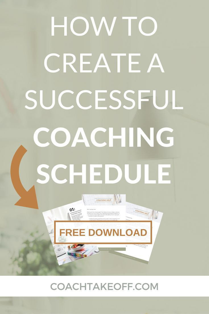 create a daily schedule online