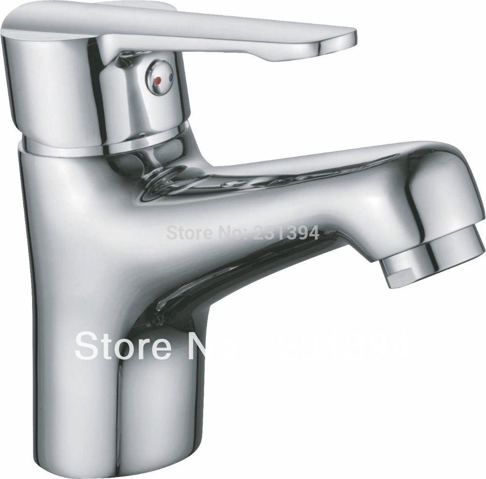 Faucet 1201 Sink Bath Repair Water Brass Mixer Water Tap Lavatory ...
