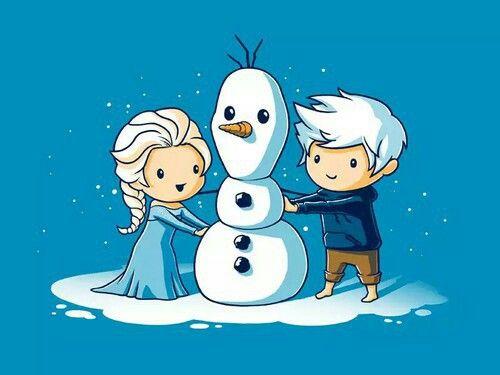 adorable, anna, art, cartoon, christmas, cute, december, disney,