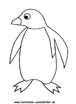 Ausmalbild Pinguin Penguin Coloring Pages Animal Coloring Pages Penguin Coloring