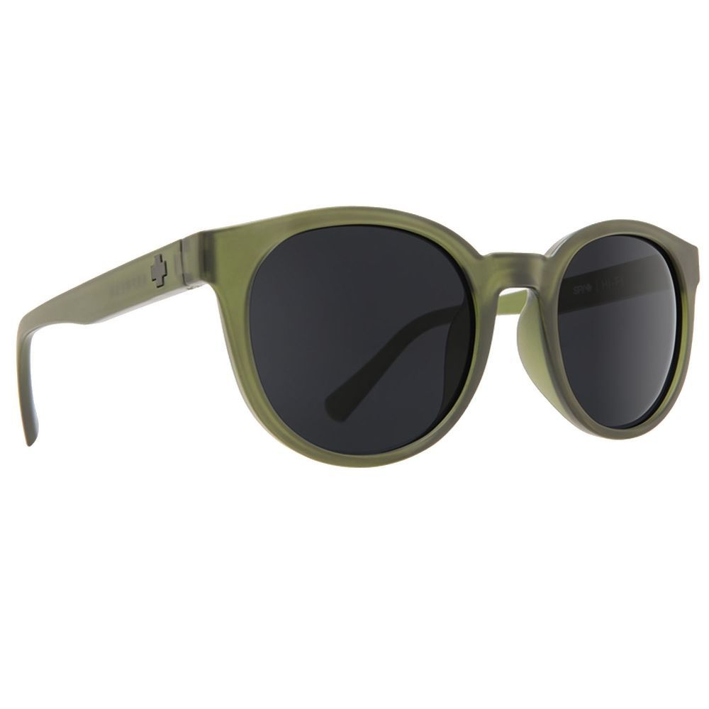 0017b62f6e5 eBay  Sponsored Spy HI-FI Matte Translucent Olive - Gray Sunglasses ...