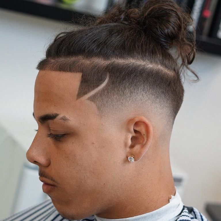 Latino Mens Haircuts 2019 Tatuagens De Cabelo Listras Para Cabelo Desenho No Cabelo Masculino