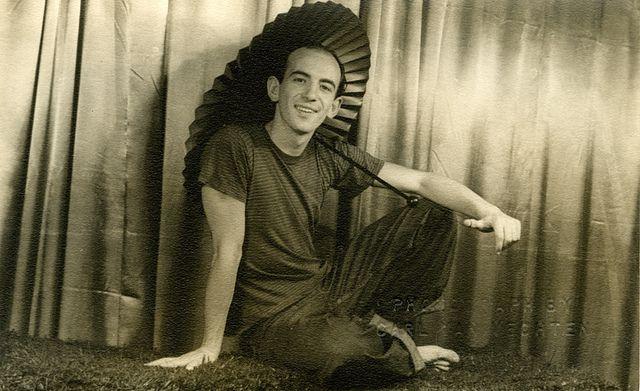 Remy Charlip, 1951