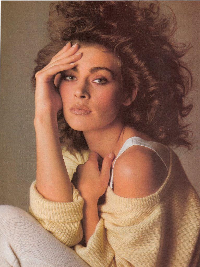 Vogue US, February 1983, Photographer : Denis Piel, Model : Joanna ...