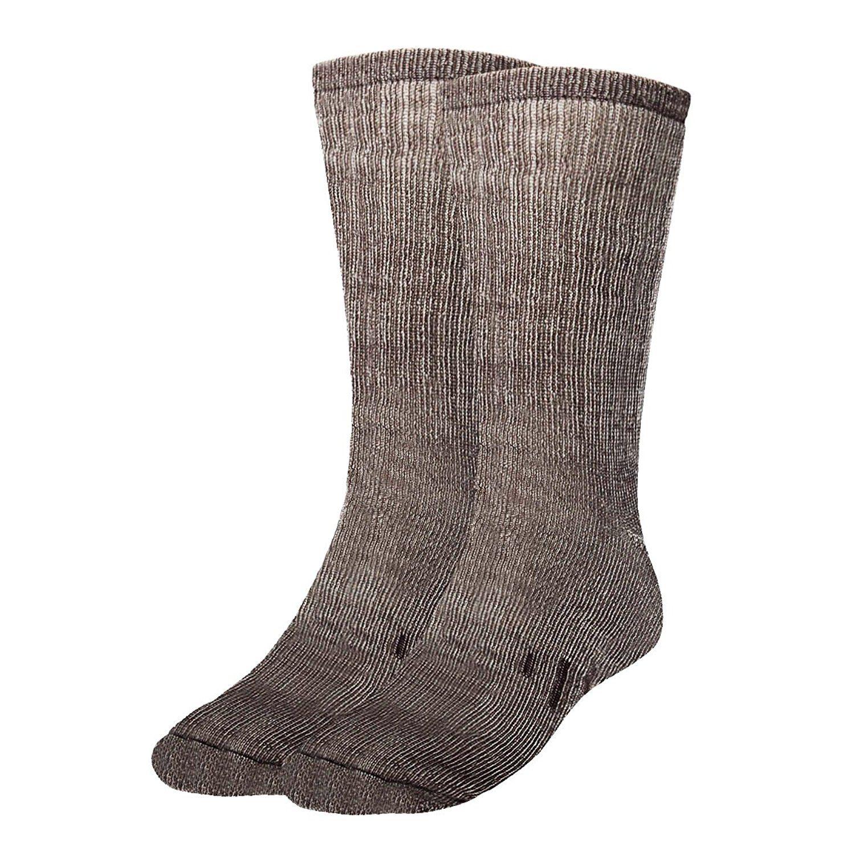 Amazon.com: 3 Pairs Thermal 80% Merino Wool Socks Thermal Hiking Crew Winter Men's Women's Kid's: Clothing