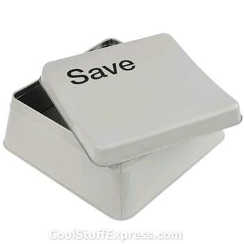 Keyboard Save Button Tin