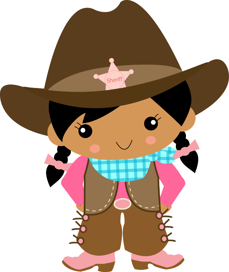 cowboy e cowgirl minus e v a pinterest cowboys clip art rh pinterest co uk cowgirl clip art free cowgirl clipart images