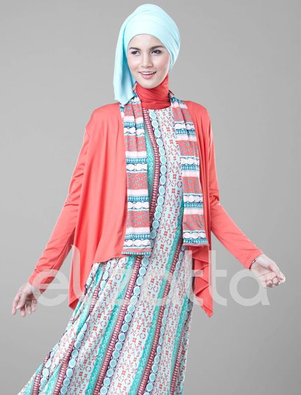Long dress kebaya elzata