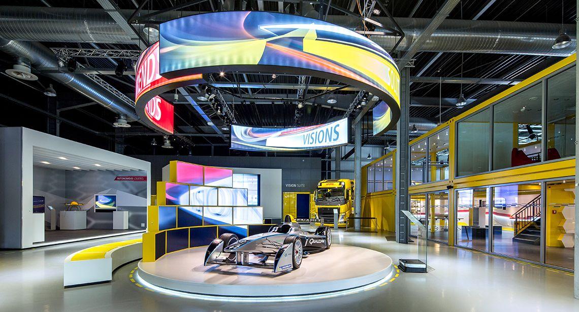Deutsche Post DHL Group Innovation Center Troisdorf