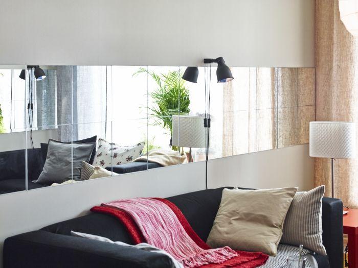 LOTS spiegels | #IKEA #woonkamer #spiegel #interieur | Woonkamers ...