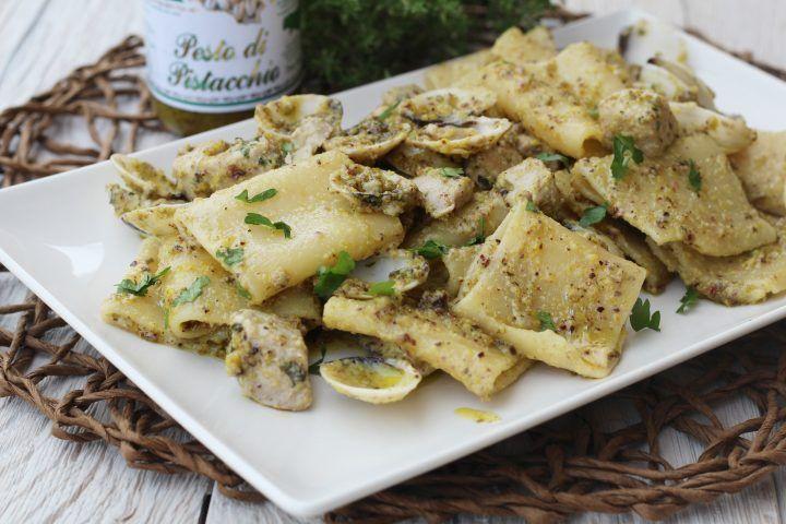 ed2c15833fe18830af0e937d32f2d2a7 - Pesto Di Pistacchi Ricette