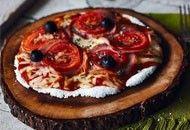 Pizza de tapioca? Aprenda a fazer uma tapizzaoca de marguerita