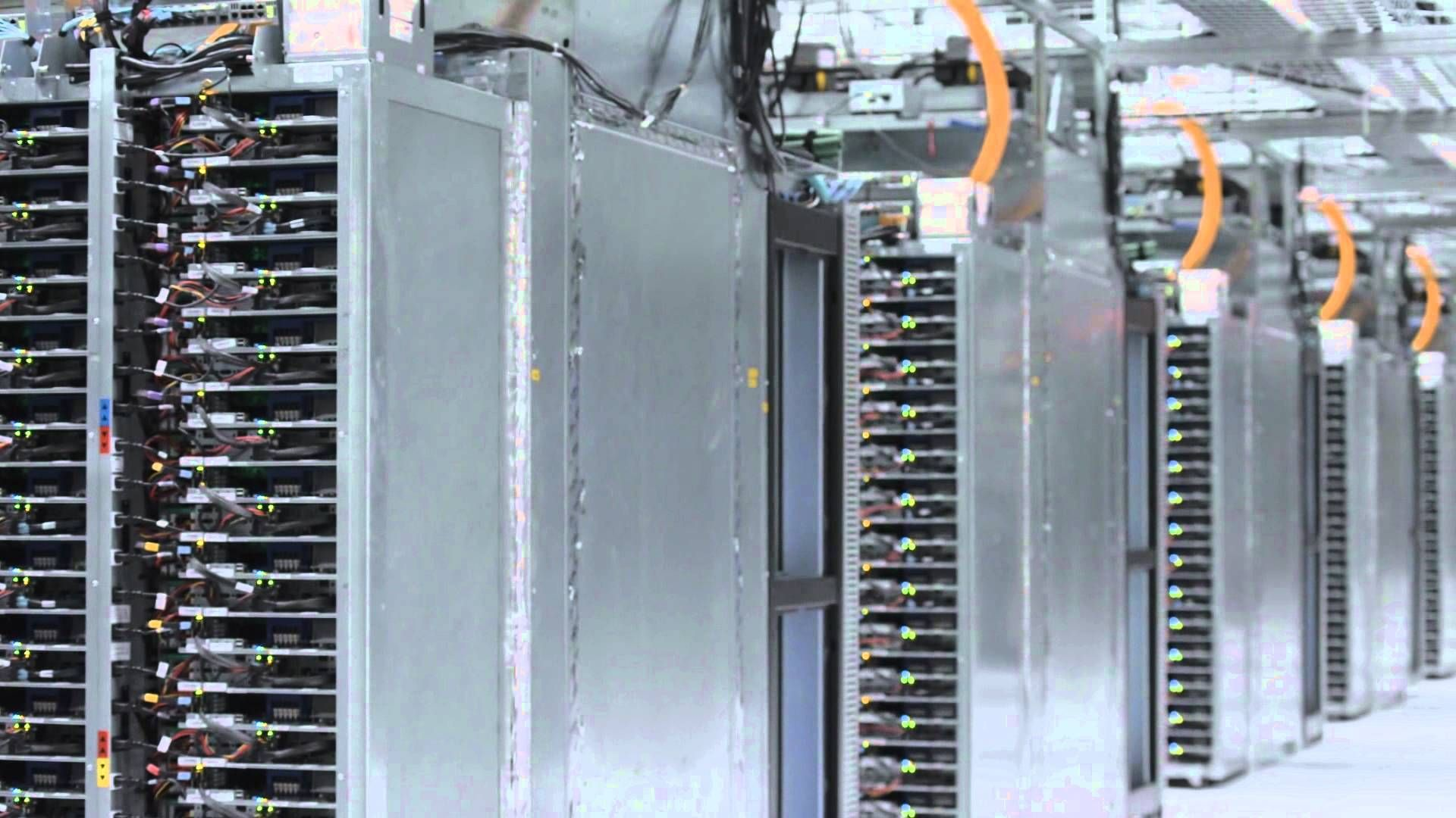 Great Insight Into Google S Vast Data Center Touching On