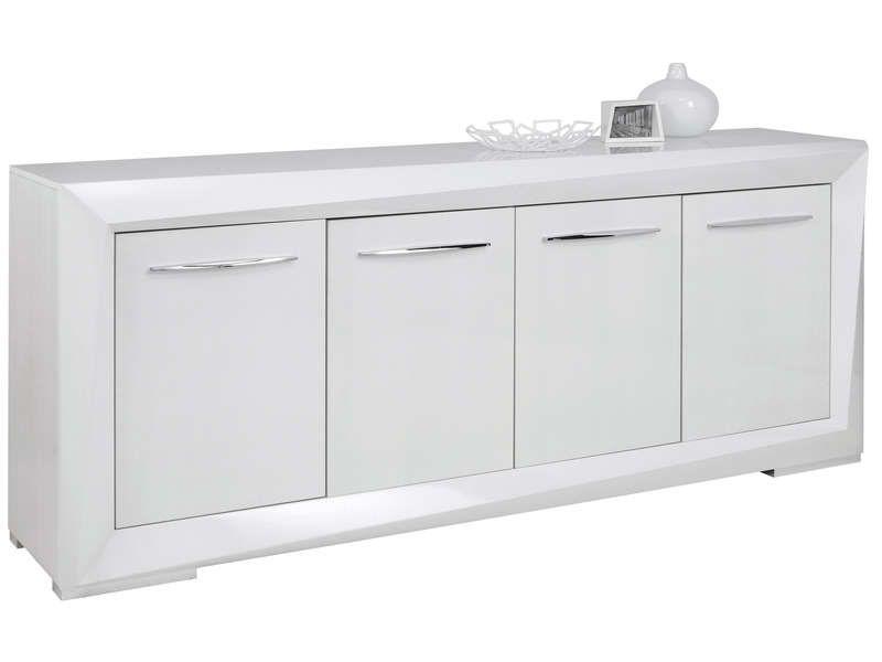 Buffet 3 portes 3 tiroirs malo conforama tiroir et meuble pas cher