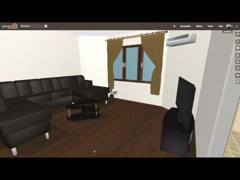 Floor Plans 3D And Interior Design Online Free Criando Uma Maqute  Eletronica Desde A Planta Baixa