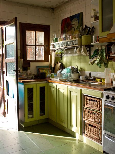 Asombroso Cocina Directa Ideas Ornamento Elaboración Festooning ...