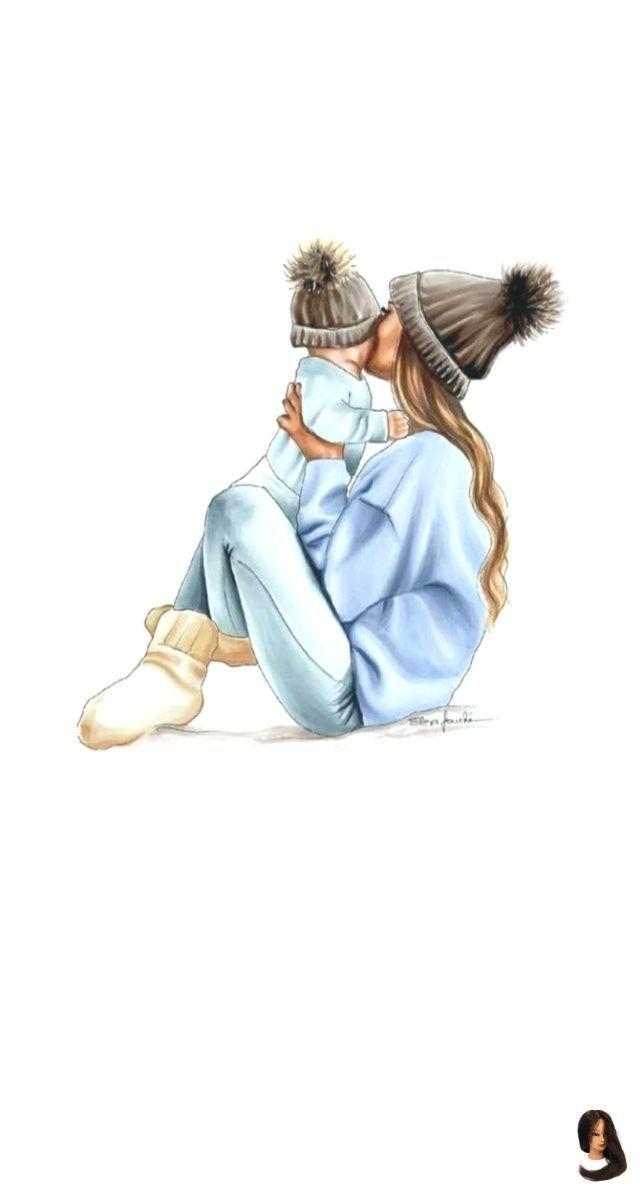 Child fashion 626915210615930385 -  #mom and baby anime  #anime #MutterundBaby Source by amelleghelaissa