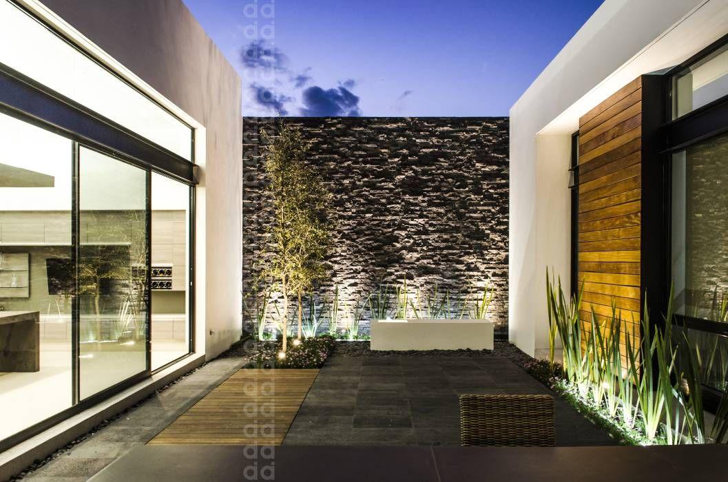 Terrazas De Estilo Por Homify Jardines Diseño De