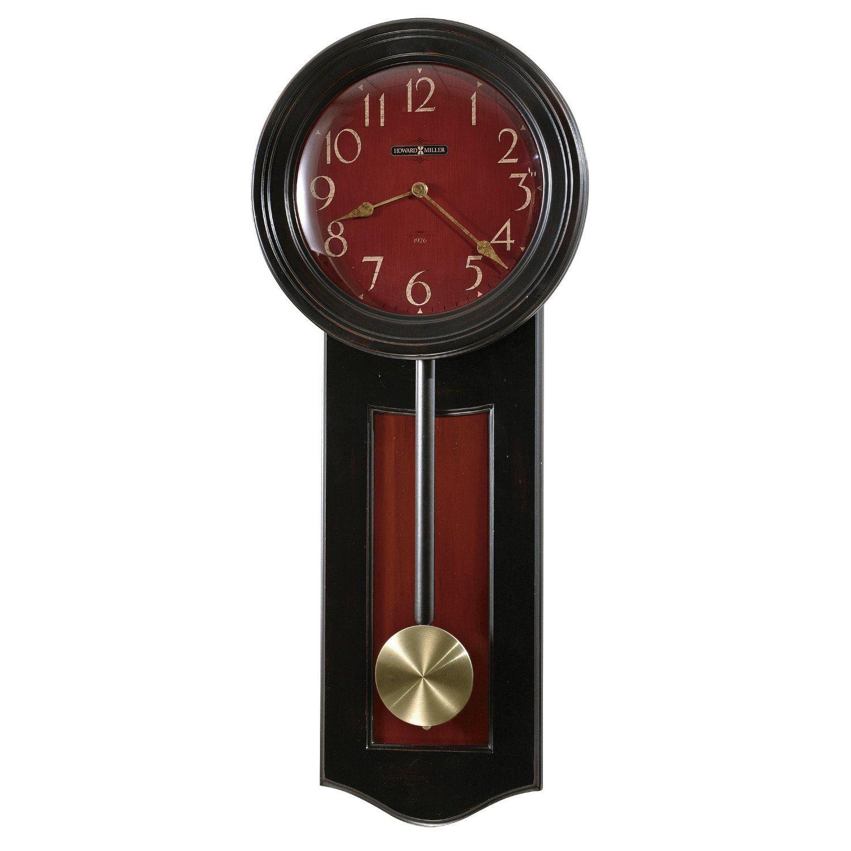 Pendulum Clock Howard Miller Alexi Time Pinterest