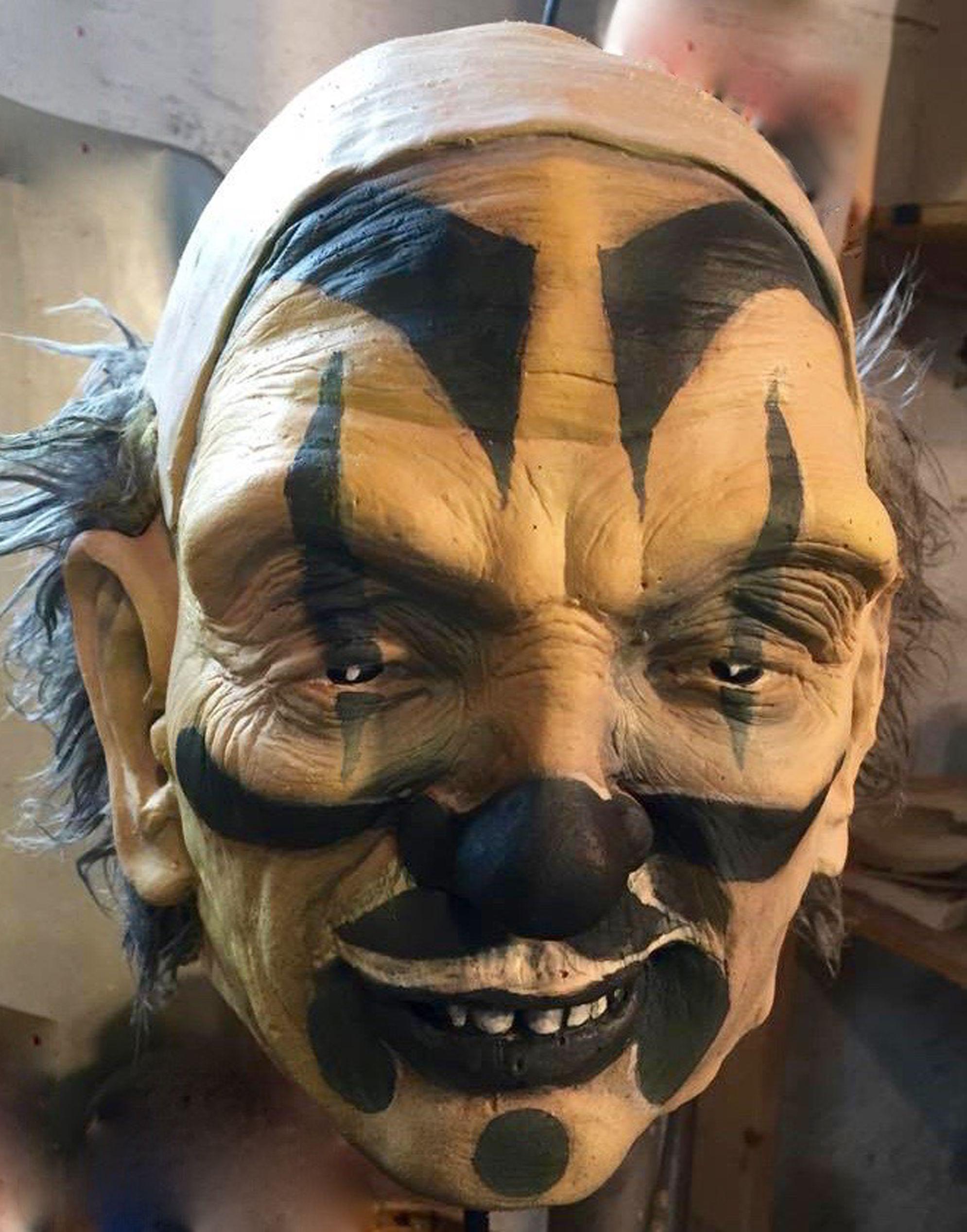 Pre Order Mr Bungle Diamond Eyes Clown Mask