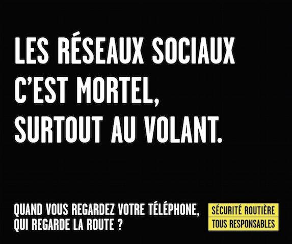 Texte à Méditer Le Téléphone Au Volant Texte