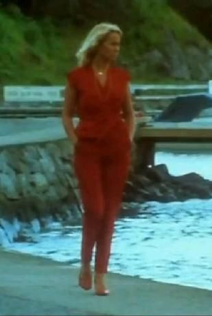 Agnetha Faltskog Of Abba In The Winner Takes It All Video Another