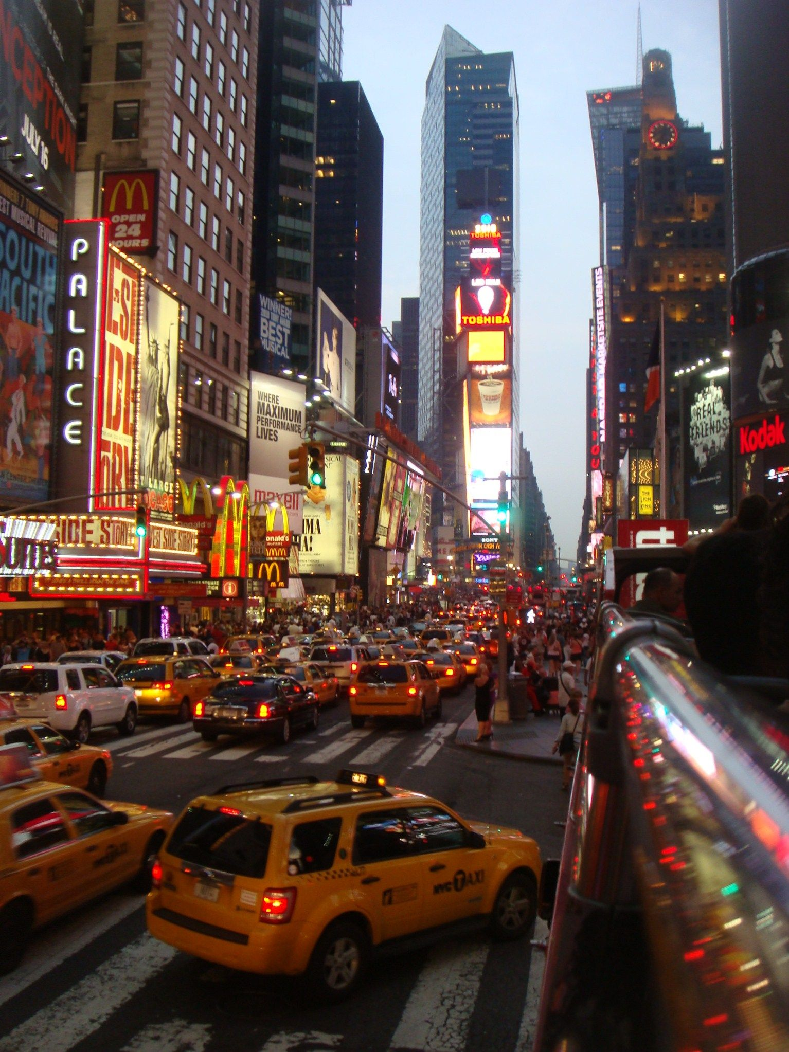 Time Square, NYC, NY (bt)