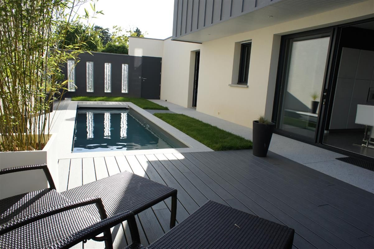 terrasse et piscine rennes r alisations paysagiste. Black Bedroom Furniture Sets. Home Design Ideas