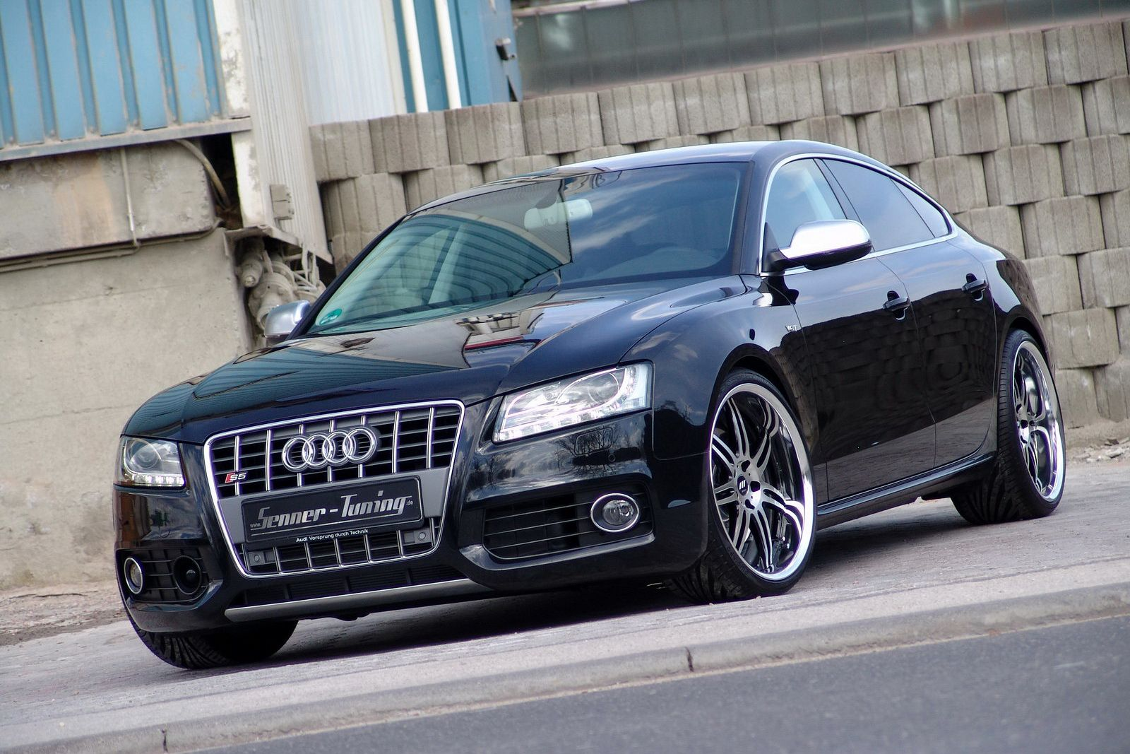 Audi s5 sportback tuning by senner wallpapers carros