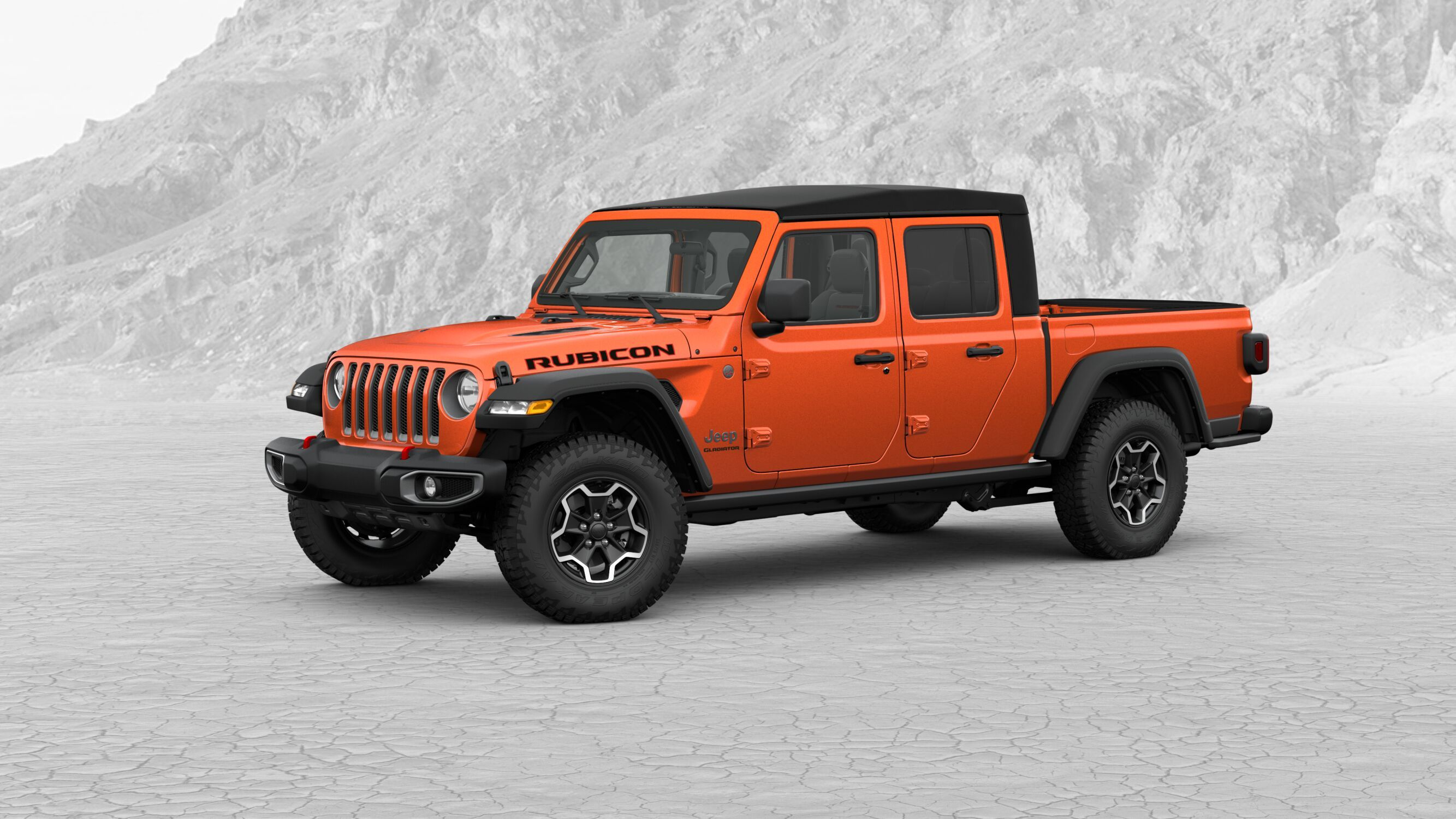 How We'd Configure An OffRoad 2020 Jeep Gladiator Top