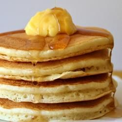 Fluffy Pancakes | Recipe in 2020 | Food recipes, Fluffy pancakes, Pancakes