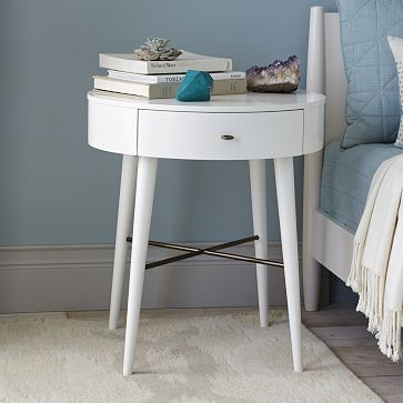 Best 211 Penelope Nightstand – Large White Overall Product 640 x 480