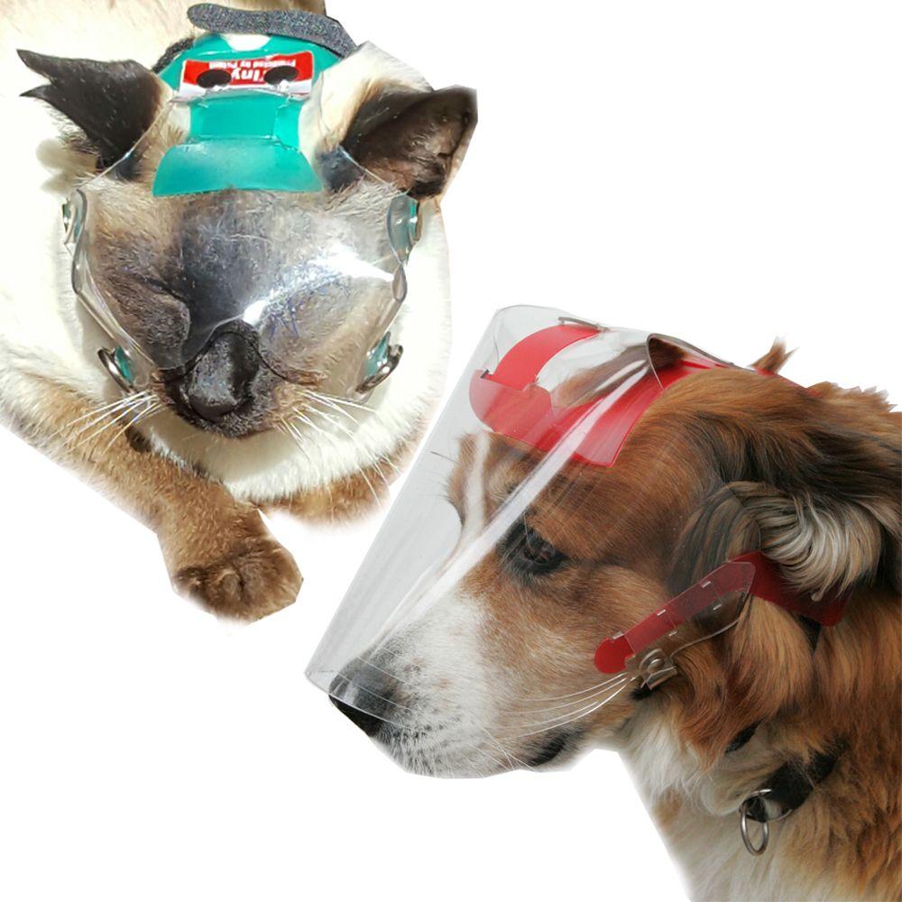 OPTIVIZOR Augenschutz Augen und Hunde
