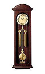 Seiko Emblem Pendulum Wall Clock Ahs430b H Click Image For More Details Pendulum Wall Clock Clock Wall Clock