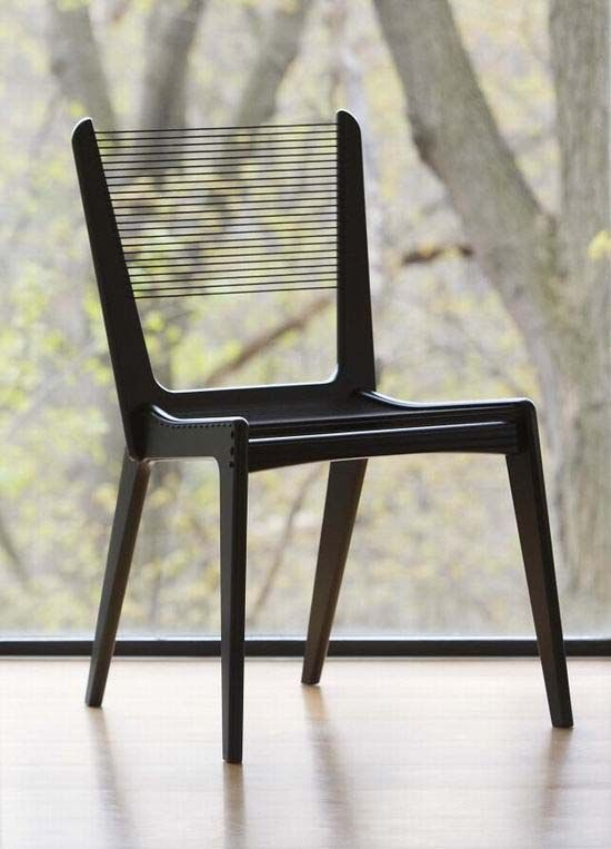 Etonnant The Return Of Classic Chair Design   Cord Chair By Jacques Guillon