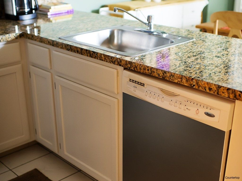 50+ Granite Overlay Countertops Cost   Apartment Kitchen Cabinet Ideas  Check More At Http: