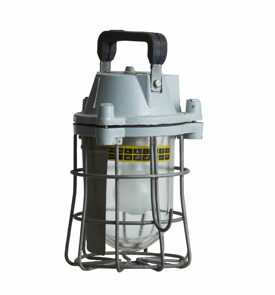 Industriële lampen - mijnwerkerslamp | Industrial style | Pinterest ...