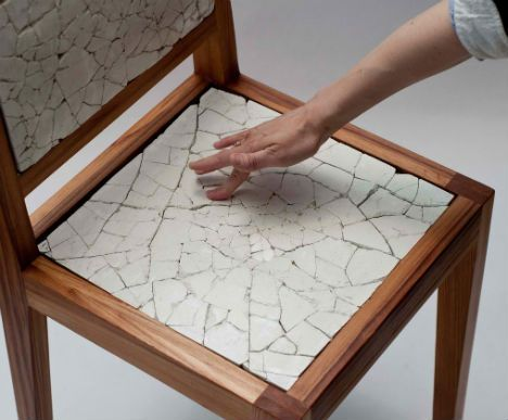 Cracked Concrete On Foam U003d Soft Surface That Flexes! Genius By Annie Evelyn  Of New