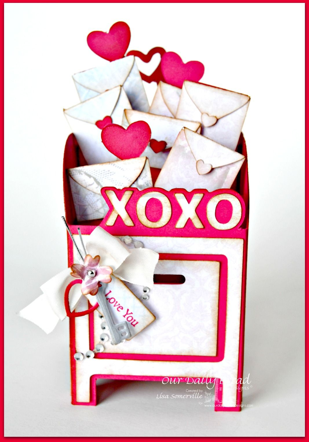 Designs by Lisa Somerville: Please Mr. Postman