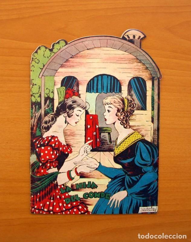 Colección Mis Cuentos - Nº 25 La hija del Conde - Ediciones Toray