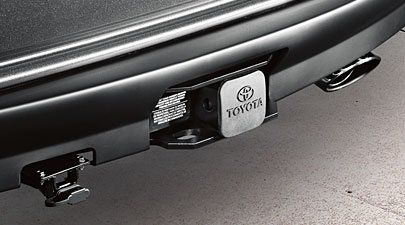 ed2d6e10166a5f27b0fa001d590d3fef genuine toyota accessories pt22835110 tow hitch * for more Toyota Tacoma Trailer Hitch Wiring at n-0.co