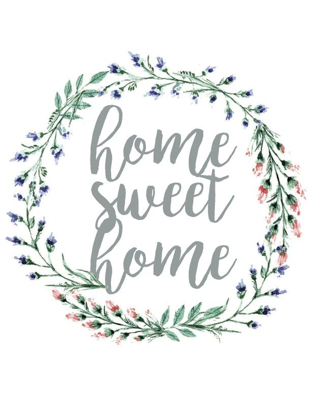 graphic regarding Home Sweet Home Printable identify Household Cute House, Dorm Cute Dorm, Business Cute Business Wall