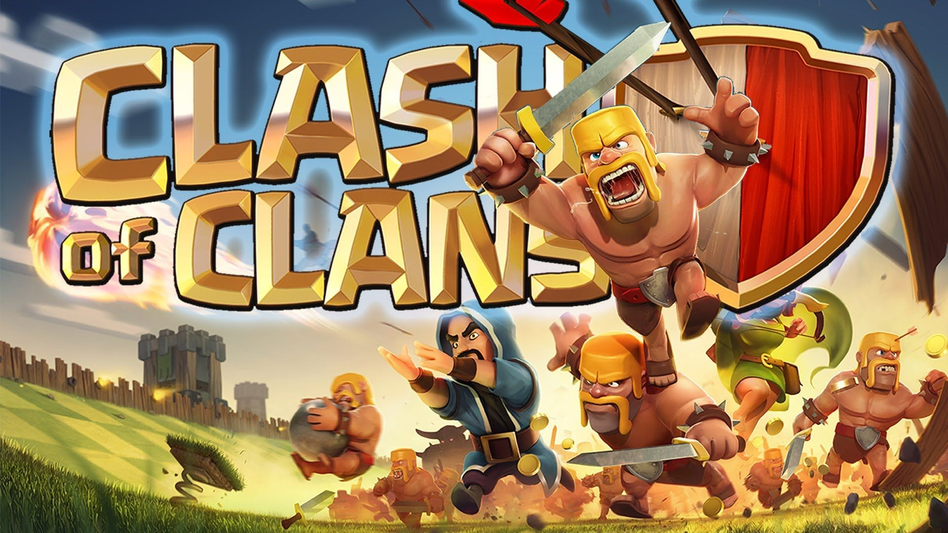 apk clash of clans para pc