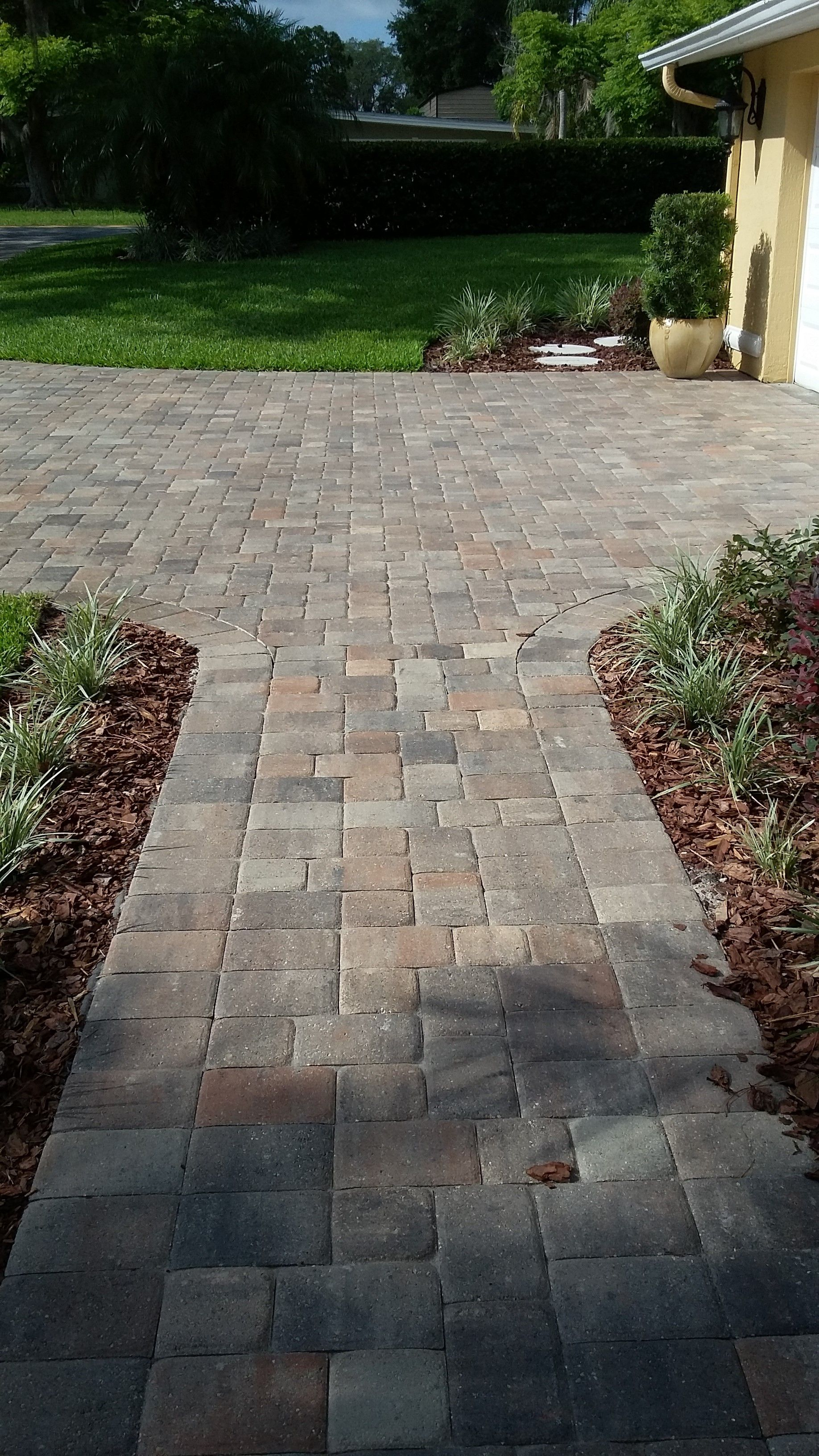 Brick Pavers Orlando, FL | Bedrock Custom Driveways in 2019