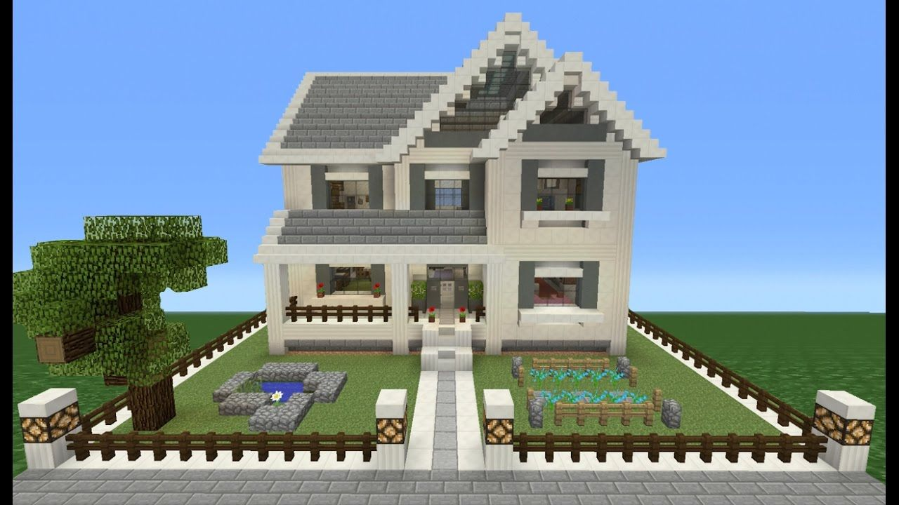 Cool Minecraft Building Ideas Easy Minecraft Map
