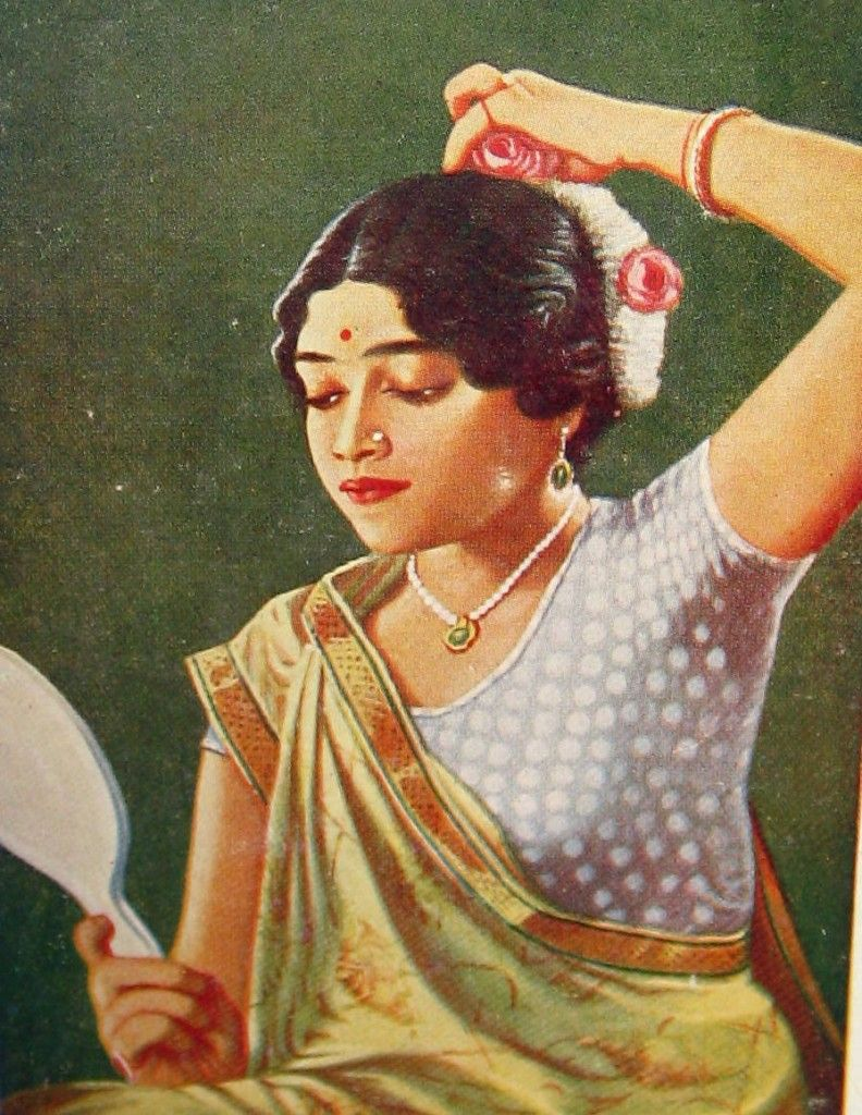 20s Postcard 792x1024 Jpg 792 1024 Indian Paintings Vintage Postcard Historical Art