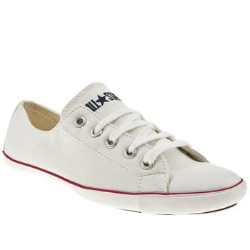hot sale online best price uk cheap sale Women's White Converse All Star Light Oxford at Schuh ...