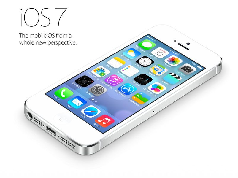 Apple Announce iOS 7 With All New Flat Design Apple Store - apple store resume